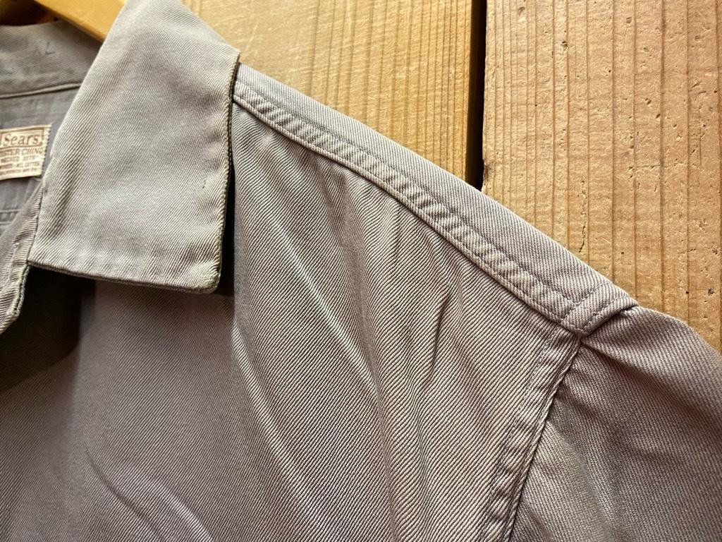 6月16日(水)マグネッツ大阪店ヴィンテージ入荷日!! #3 Shirt&Work編!! BD Shirt,LinenPants,PowrHouse,BIG MAC,Sears!!_c0078587_19383504.jpg