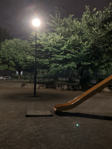 夜の散歩。_b0129807_21264115.jpeg
