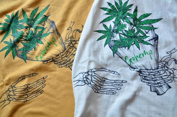 GO HEMPのTシャツが良いんです。_c0167336_22331769.jpg