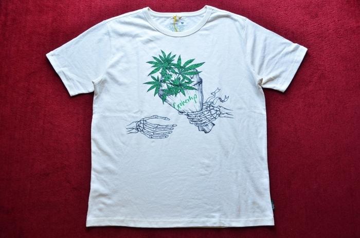 GO HEMPのTシャツが良いんです。_c0167336_22332604.jpg