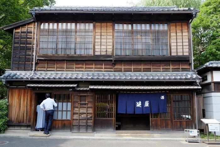 江戸東京たてもの園が再開した。(12)_e0129750_01211963.jpg