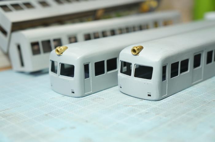 【鉄道模型・HO】大井川鐵道 南海21000系・4_c0162772_23221061.jpg