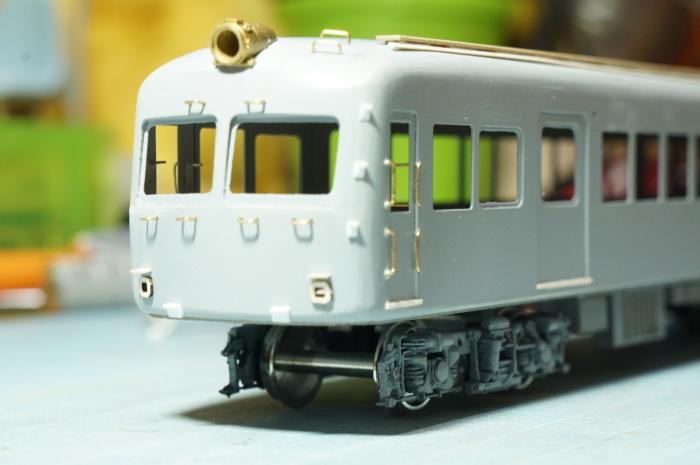 【鉄道模型・HO】大井川鐵道 南海21000系・4_c0162772_23270039.jpg
