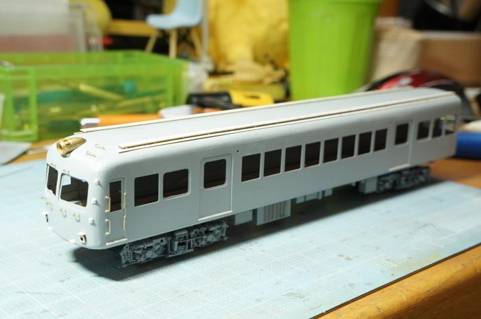 【鉄道模型・HO】大井川鐵道 南海21000系・4_c0162772_23281548.jpg