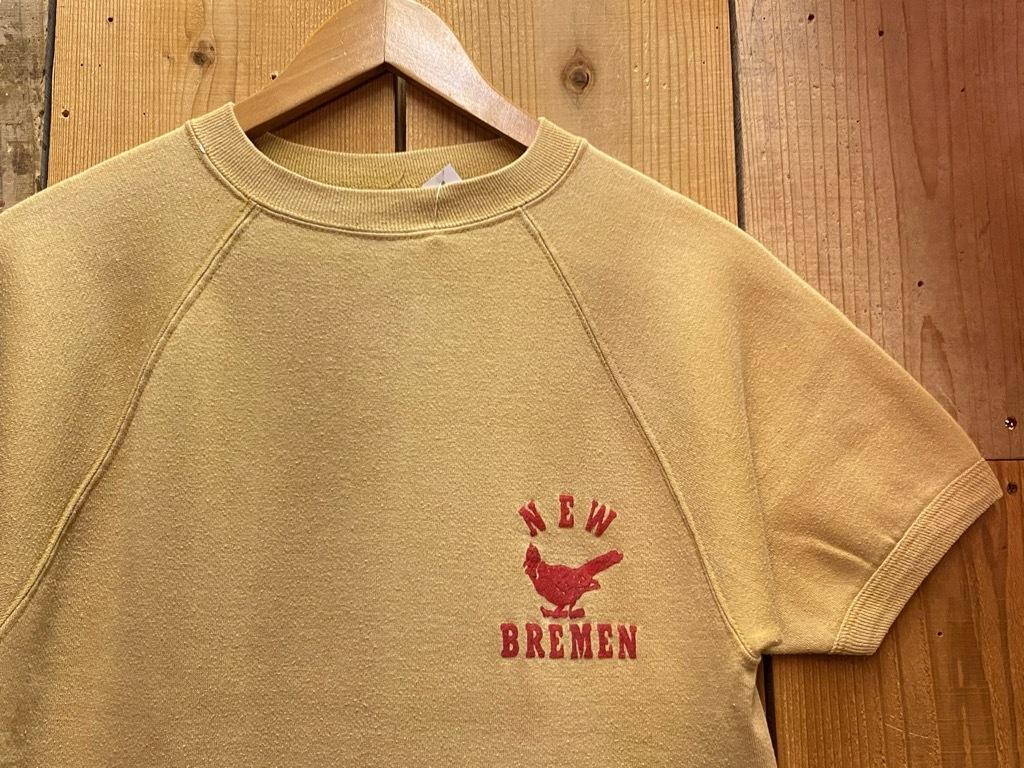 6月16日(水)マグネッツ大阪店ヴィンテージ入荷日!! #6 S/S Sweat&VinT編!! Front V,ReversibleT-Shirt,RingerT-Shirt!!_c0078587_15194448.jpg