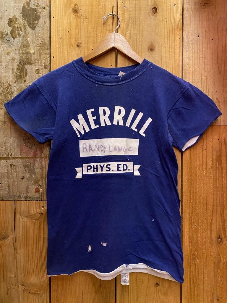 6月16日(水)マグネッツ大阪店ヴィンテージ入荷日!! #6 S/S Sweat&VinT編!! Front V,ReversibleT-Shirt,RingerT-Shirt!!_c0078587_15264511.jpg