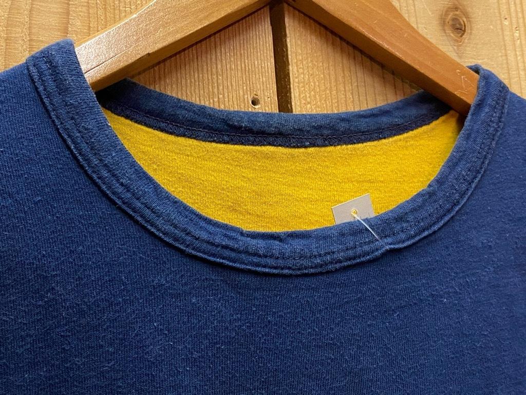 6月16日(水)マグネッツ大阪店ヴィンテージ入荷日!! #6 S/S Sweat&VinT編!! Front V,ReversibleT-Shirt,RingerT-Shirt!!_c0078587_15270391.jpg