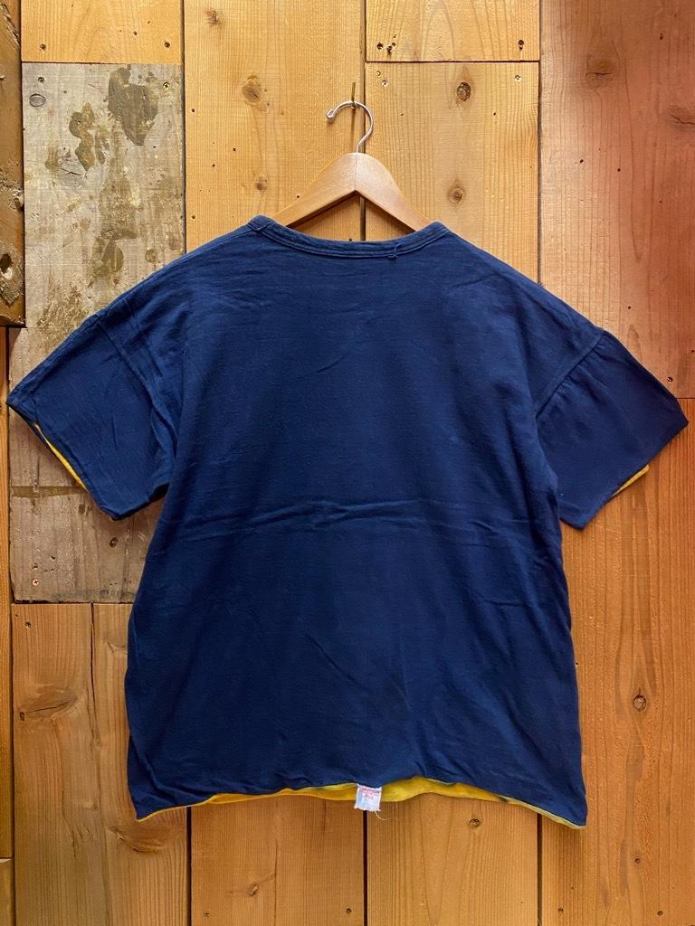 6月16日(水)マグネッツ大阪店ヴィンテージ入荷日!! #6 S/S Sweat&VinT編!! Front V,ReversibleT-Shirt,RingerT-Shirt!!_c0078587_15270897.jpg