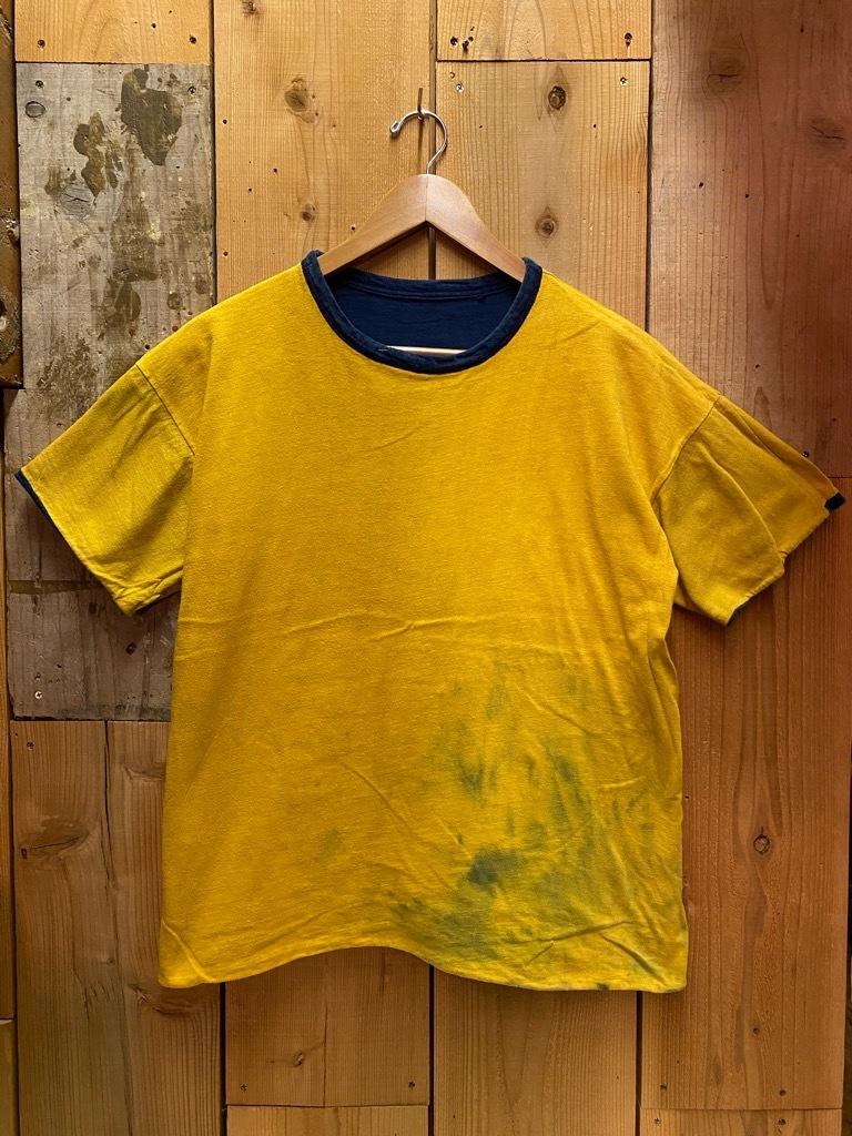 6月16日(水)マグネッツ大阪店ヴィンテージ入荷日!! #6 S/S Sweat&VinT編!! Front V,ReversibleT-Shirt,RingerT-Shirt!!_c0078587_15271098.jpg