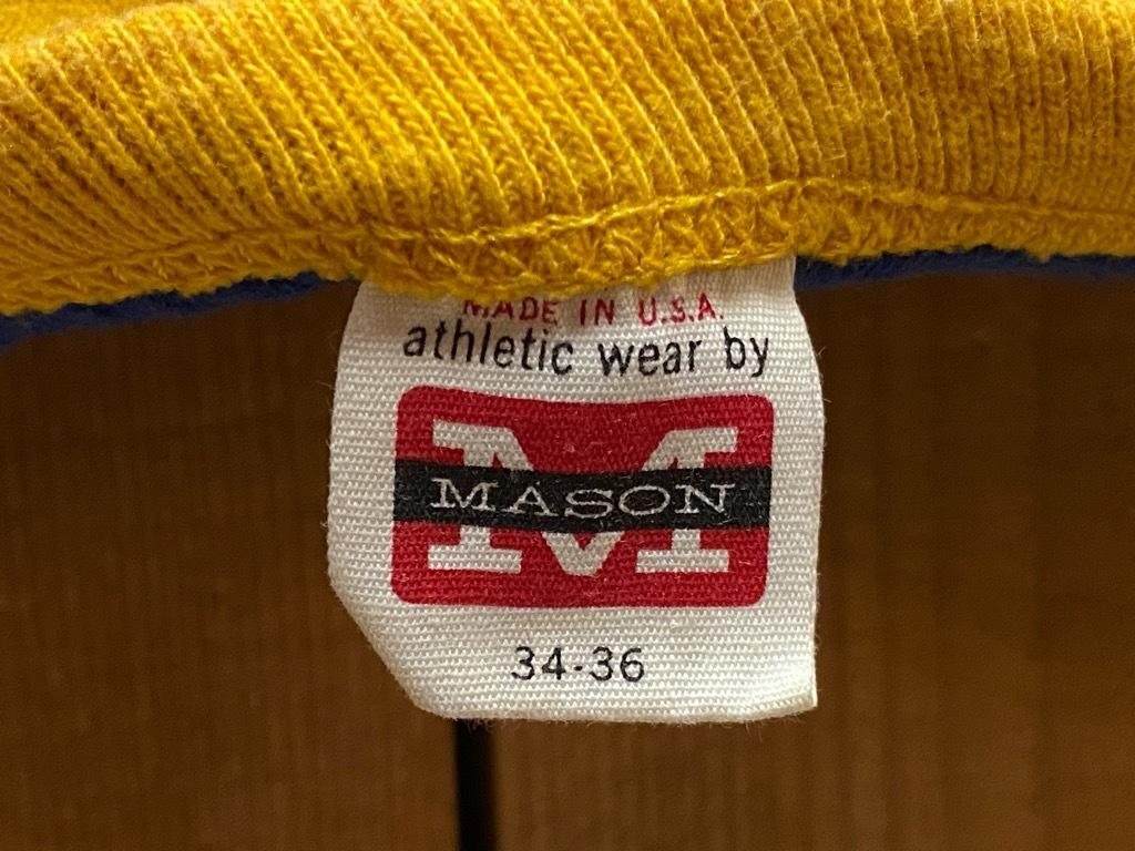6月16日(水)マグネッツ大阪店ヴィンテージ入荷日!! #6 S/S Sweat&VinT編!! Front V,ReversibleT-Shirt,RingerT-Shirt!!_c0078587_15300351.jpg