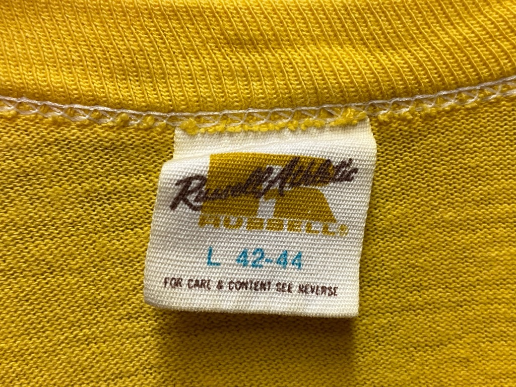 6月16日(水)マグネッツ大阪店ヴィンテージ入荷日!! #6 S/S Sweat&VinT編!! Front V,ReversibleT-Shirt,RingerT-Shirt!!_c0078587_15313934.jpg