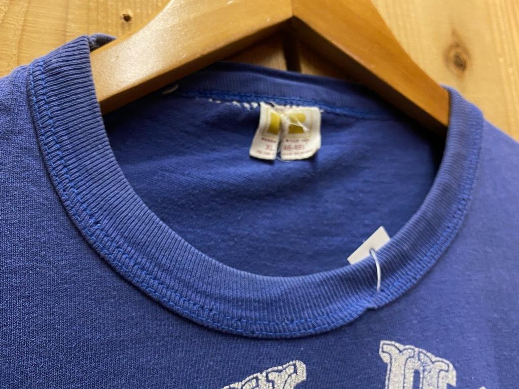 6月16日(水)マグネッツ大阪店ヴィンテージ入荷日!! #6 S/S Sweat&VinT編!! Front V,ReversibleT-Shirt,RingerT-Shirt!!_c0078587_15315584.jpg