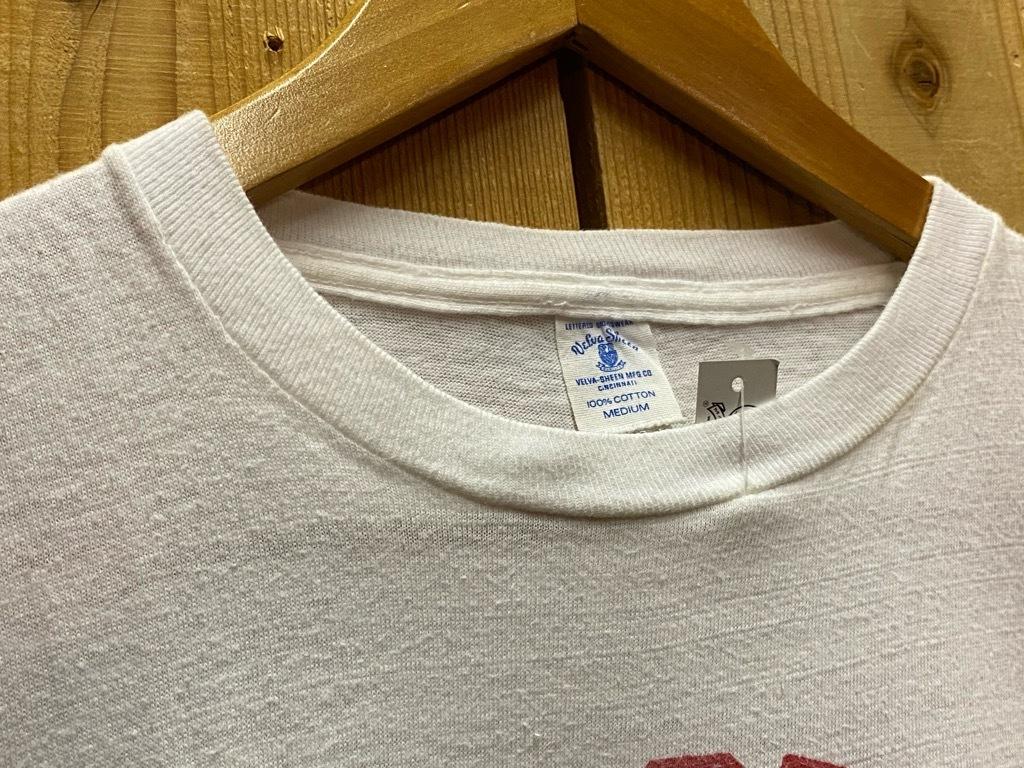 6月16日(水)マグネッツ大阪店ヴィンテージ入荷日!! #6 S/S Sweat&VinT編!! Front V,ReversibleT-Shirt,RingerT-Shirt!!_c0078587_15325032.jpg