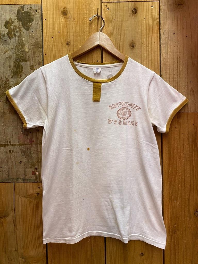 6月16日(水)マグネッツ大阪店ヴィンテージ入荷日!! #6 S/S Sweat&VinT編!! Front V,ReversibleT-Shirt,RingerT-Shirt!!_c0078587_15330060.jpg