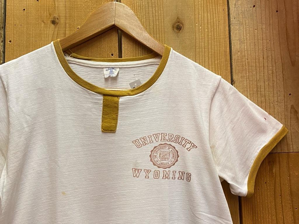 6月16日(水)マグネッツ大阪店ヴィンテージ入荷日!! #6 S/S Sweat&VinT編!! Front V,ReversibleT-Shirt,RingerT-Shirt!!_c0078587_15330205.jpg