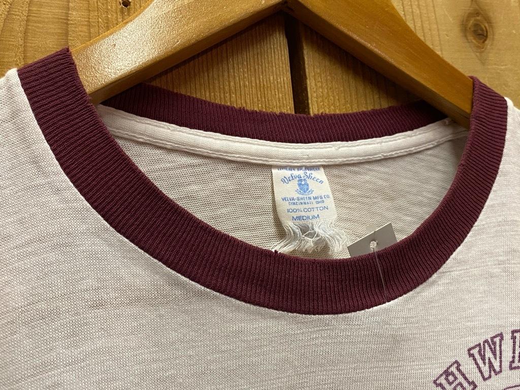 6月16日(水)マグネッツ大阪店ヴィンテージ入荷日!! #6 S/S Sweat&VinT編!! Front V,ReversibleT-Shirt,RingerT-Shirt!!_c0078587_15335108.jpg