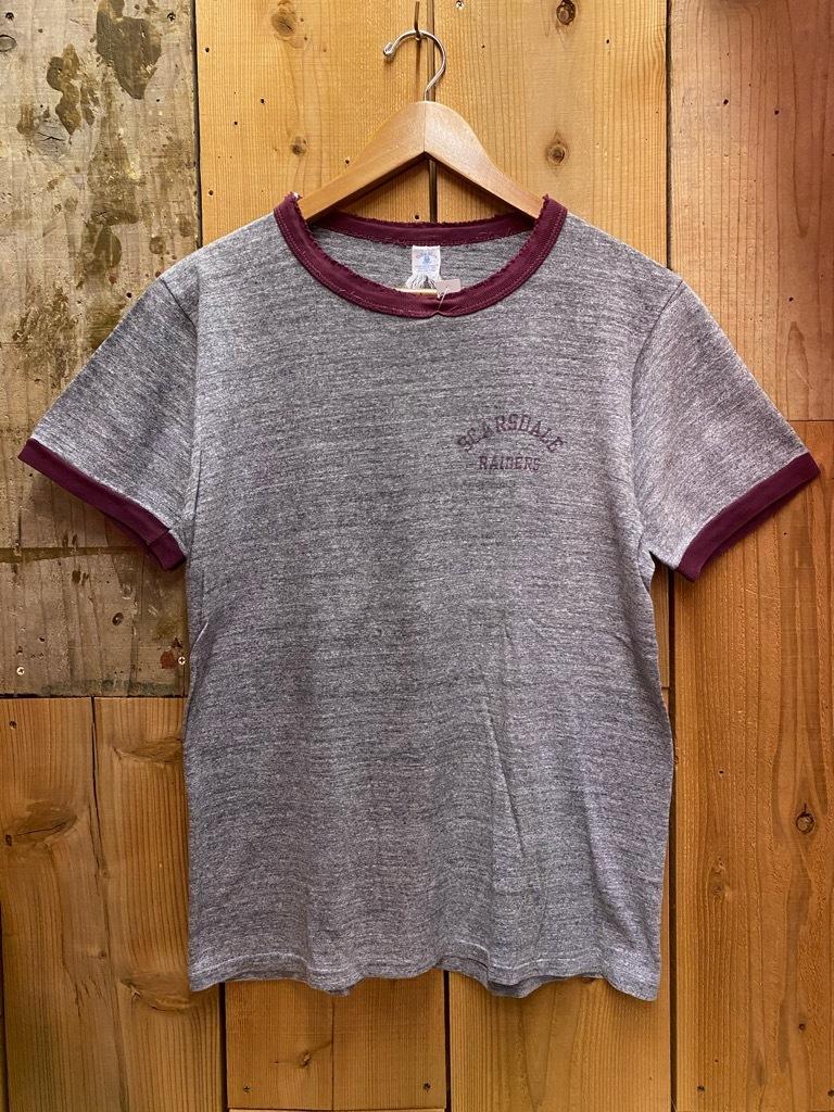 6月16日(水)マグネッツ大阪店ヴィンテージ入荷日!! #6 S/S Sweat&VinT編!! Front V,ReversibleT-Shirt,RingerT-Shirt!!_c0078587_15335975.jpg