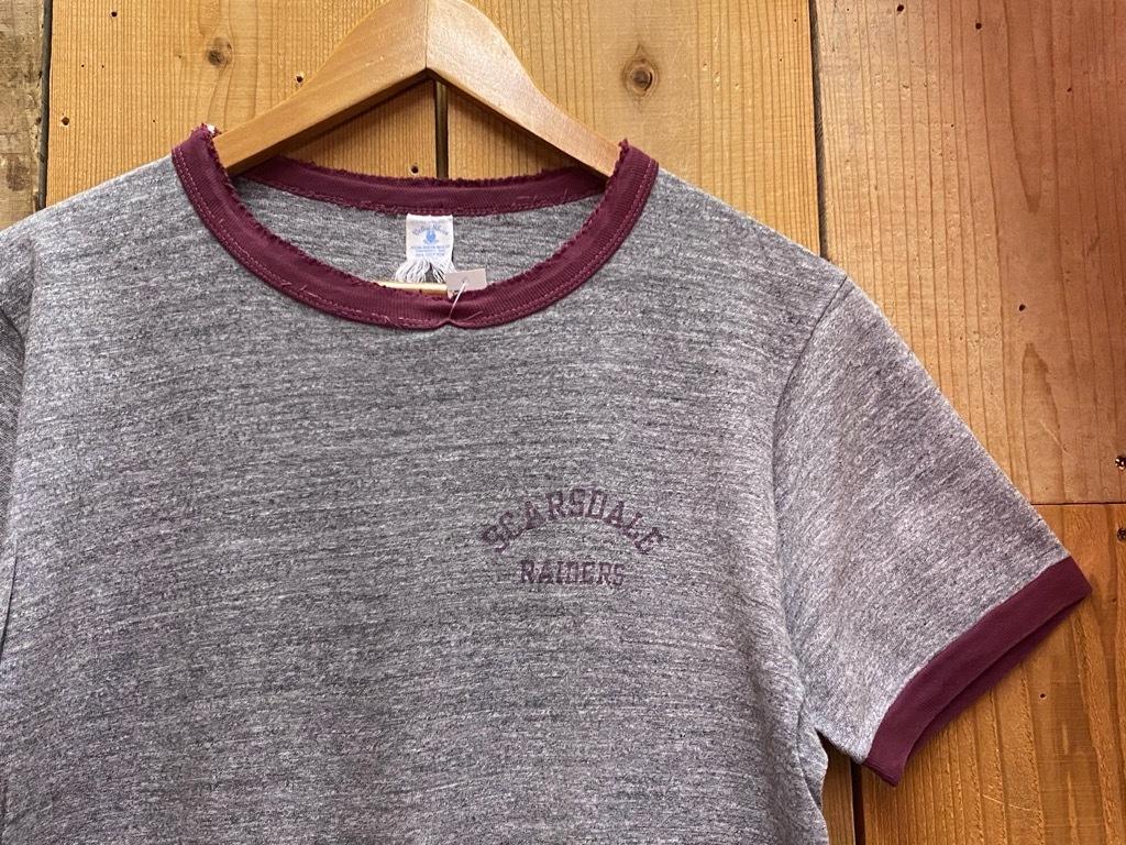 6月16日(水)マグネッツ大阪店ヴィンテージ入荷日!! #6 S/S Sweat&VinT編!! Front V,ReversibleT-Shirt,RingerT-Shirt!!_c0078587_15340124.jpg