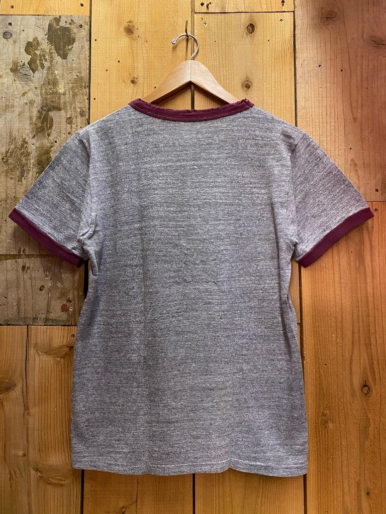 6月16日(水)マグネッツ大阪店ヴィンテージ入荷日!! #6 S/S Sweat&VinT編!! Front V,ReversibleT-Shirt,RingerT-Shirt!!_c0078587_15341066.jpg