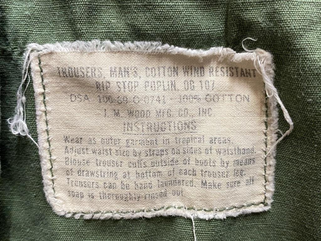 6月16日(水)マグネッツ大阪店ヴィンテージ入荷日!! #7 U.S.Army編!!FatiguePants,51CargoPants,43Trousers,WW1UnderwearDrawers!!_c0078587_22231230.jpg