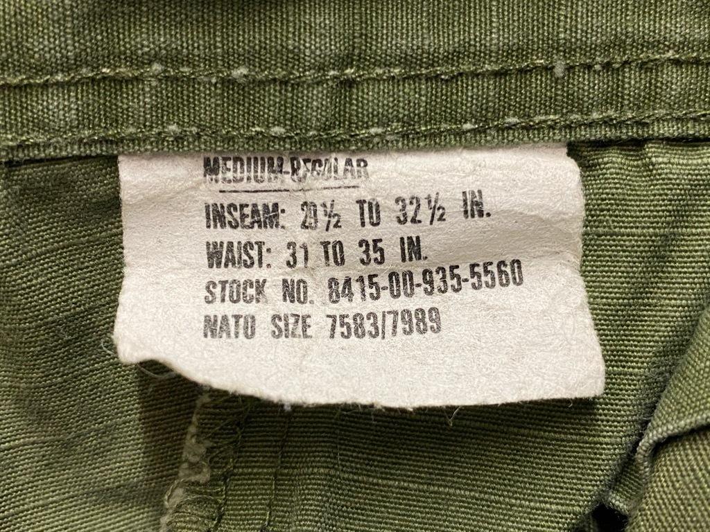 6月16日(水)マグネッツ大阪店ヴィンテージ入荷日!! #7 U.S.Army編!!FatiguePants,51CargoPants,43Trousers,WW1UnderwearDrawers!!_c0078587_22250979.jpg