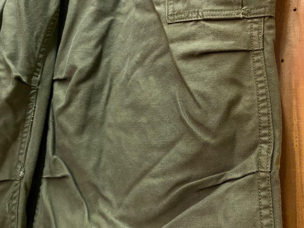 6月16日(水)マグネッツ大阪店ヴィンテージ入荷日!! #7 U.S.Army編!!FatiguePants,51CargoPants,43Trousers,WW1UnderwearDrawers!!_c0078587_22255345.jpg