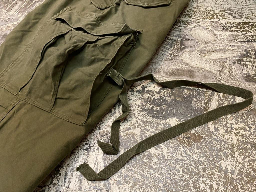 6月16日(水)マグネッツ大阪店ヴィンテージ入荷日!! #7 U.S.Army編!!FatiguePants,51CargoPants,43Trousers,WW1UnderwearDrawers!!_c0078587_22261231.jpg
