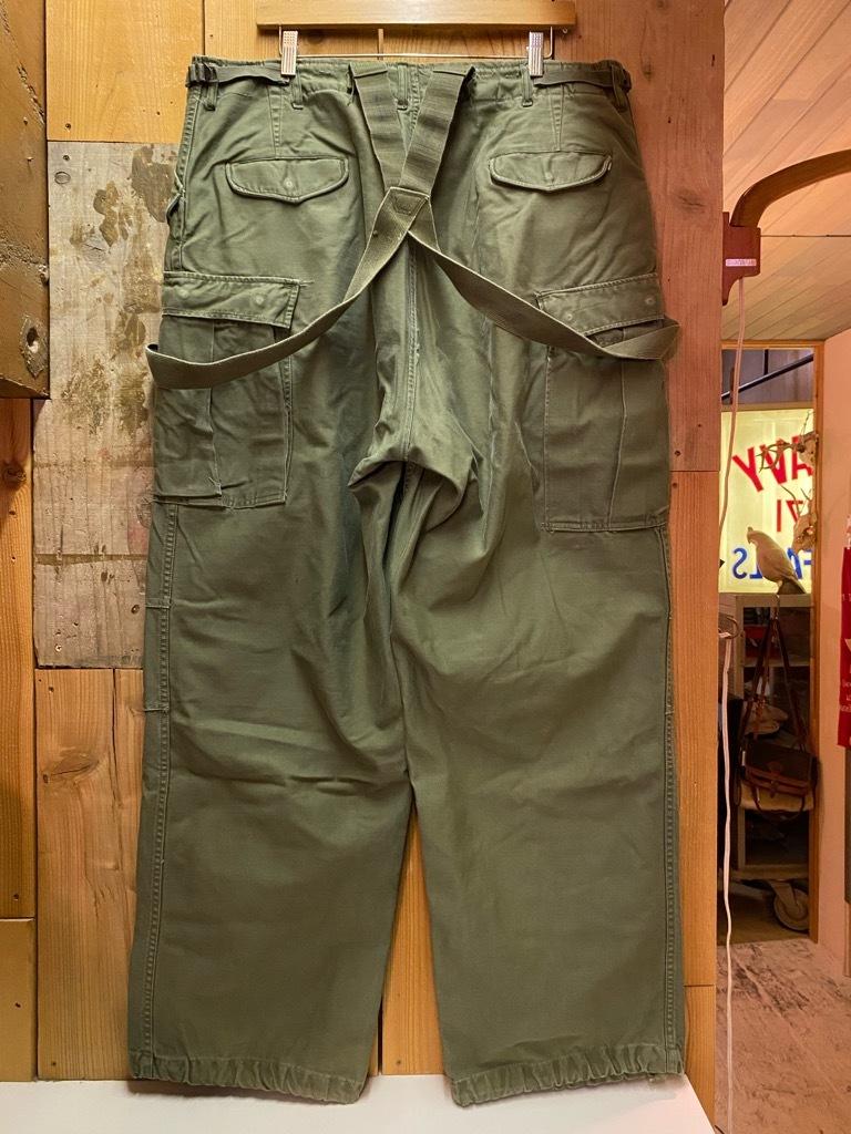 6月16日(水)マグネッツ大阪店ヴィンテージ入荷日!! #7 U.S.Army編!!FatiguePants,51CargoPants,43Trousers,WW1UnderwearDrawers!!_c0078587_22285260.jpg