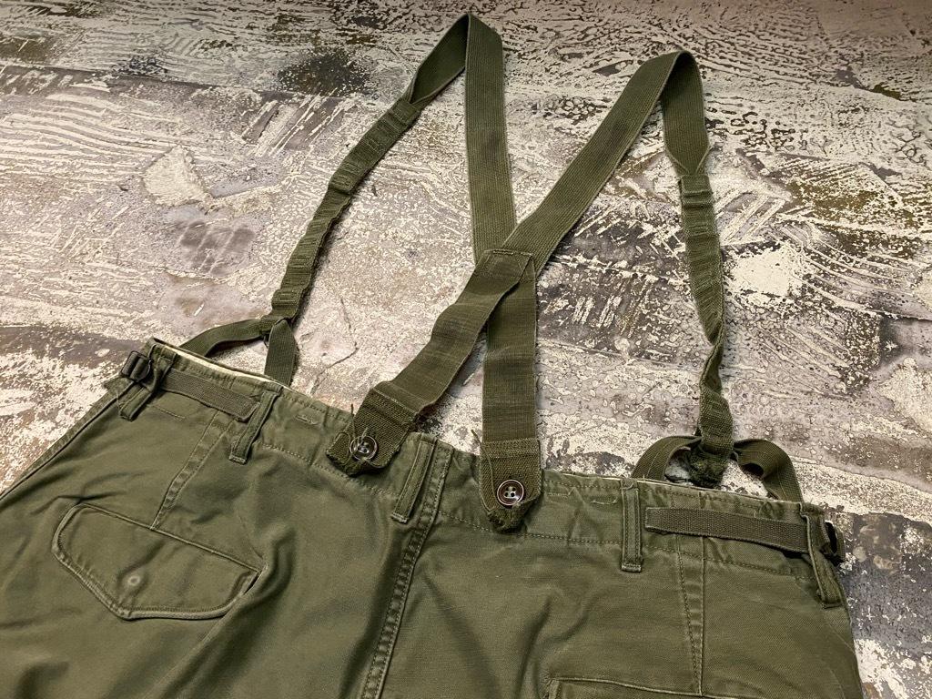 6月16日(水)マグネッツ大阪店ヴィンテージ入荷日!! #7 U.S.Army編!!FatiguePants,51CargoPants,43Trousers,WW1UnderwearDrawers!!_c0078587_22285447.jpg