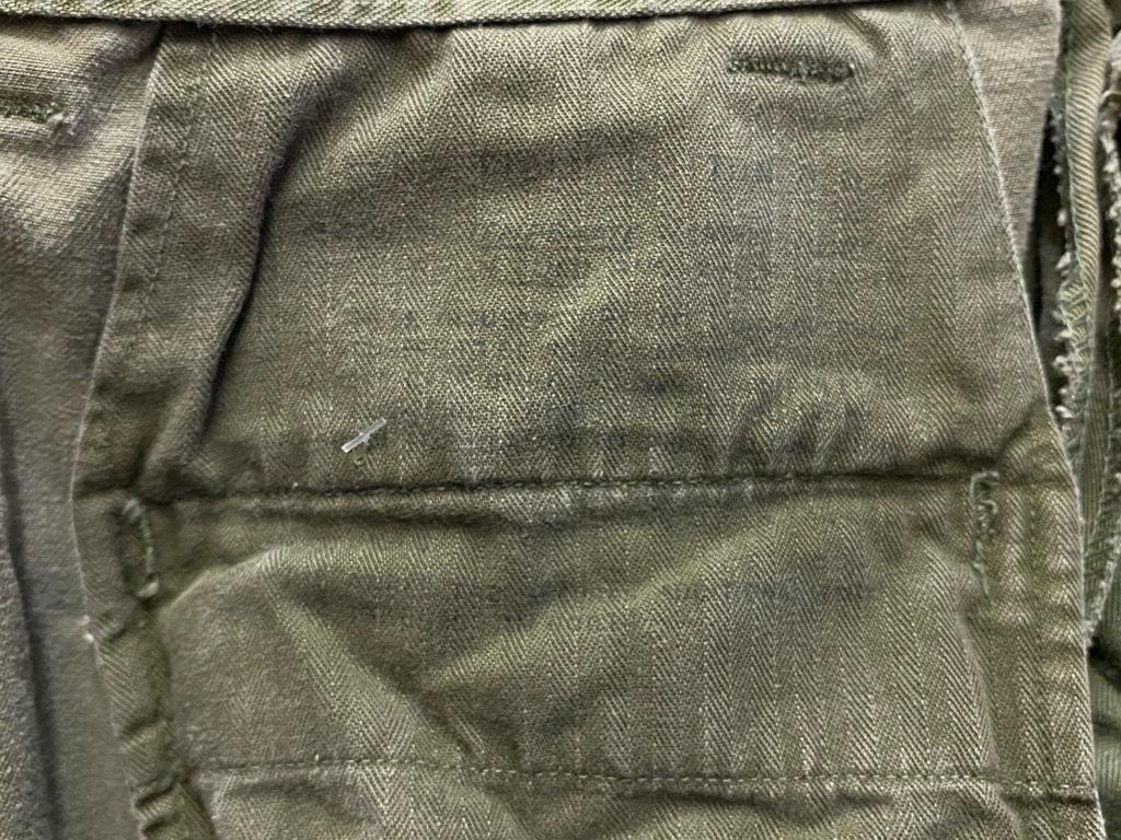 6月16日(水)マグネッツ大阪店ヴィンテージ入荷日!! #7 U.S.Army編!!FatiguePants,51CargoPants,43Trousers,WW1UnderwearDrawers!!_c0078587_22300490.jpg