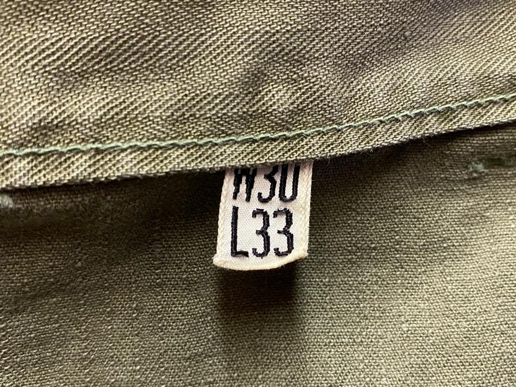 6月16日(水)マグネッツ大阪店ヴィンテージ入荷日!! #7 U.S.Army編!!FatiguePants,51CargoPants,43Trousers,WW1UnderwearDrawers!!_c0078587_22320494.jpg