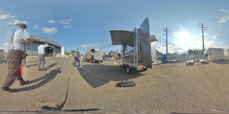 キッチンカーの製造工場見学  千葉県佐倉市_b0237229_19303928.jpg
