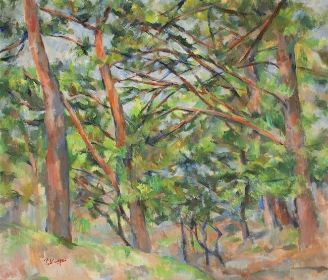 赤松の林(3)_c0236929_22295856.jpg