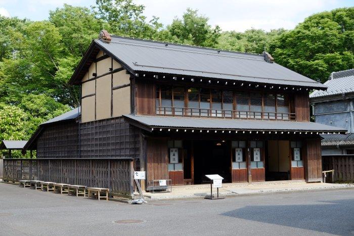 江戸東京たてもの園が再開した。(13)_e0129750_01044164.jpg
