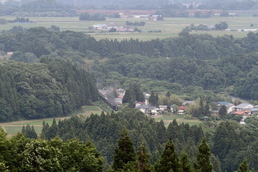 会津盆地は緑の季節 - 2021年初夏・磐越西線 -_b0190710_21344787.jpg