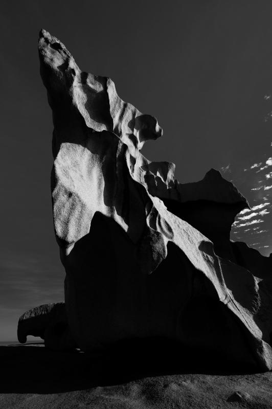 リマーカブルロック カンガルー島 南オーストラリア_f0050534_23581467.jpg