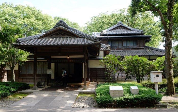 江戸東京たてもの園が再開した。(14)_e0129750_00035632.jpg