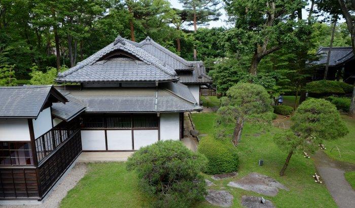 江戸東京たてもの園が再開した。(14)_e0129750_00042042.jpg