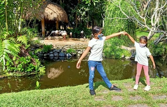 ジャスミン一家とバードパークで遊ぶ_d0083068_04332564.jpg