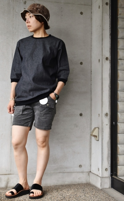 SpinnerBait  当店別注モデル  Indigo DENIM 仕様★★_d0152280_20453168.jpg