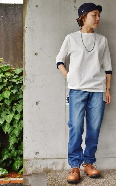 SpinnerBait  当店別注モデル  Indigo DENIM 仕様★★_d0152280_20455669.jpg