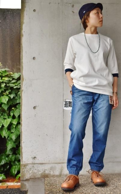 SpinnerBait  当店別注モデル  Indigo DENIM 仕様★★_d0152280_20510120.jpg