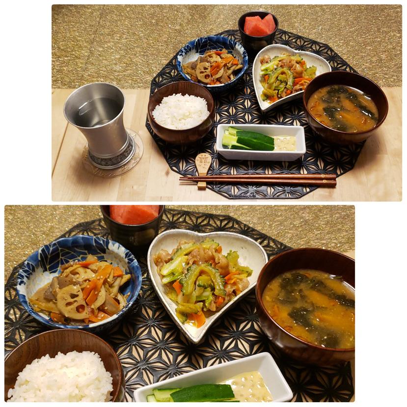 お家ご飯と、美味しいおやつ。_d0224894_10152586.jpg
