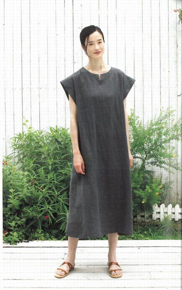 「ピンタックのワンピース」NHKすてきにハンドメイド_d0156706_15144619.jpg