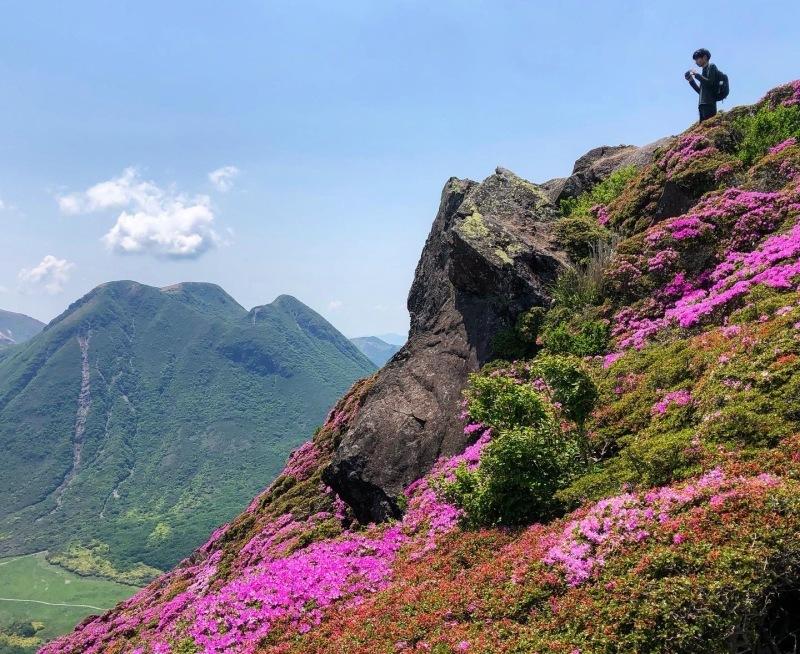 ミヤマキリシマの咲く平治岳へ_d0116009_01342139.jpg