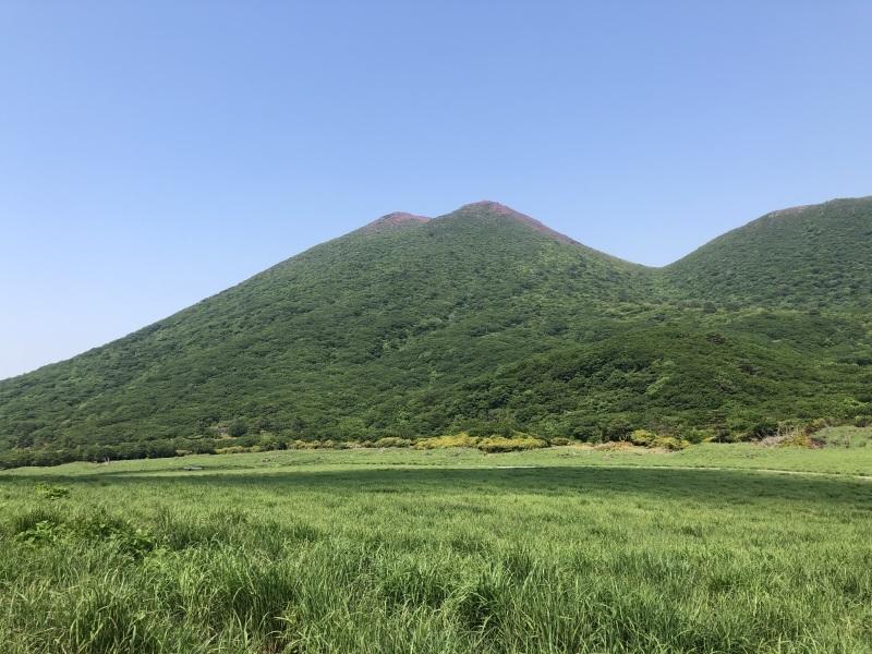 ミヤマキリシマの咲く平治岳へ_d0116009_01370137.jpg