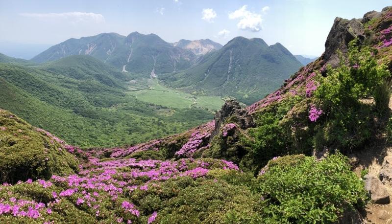ミヤマキリシマの咲く平治岳へ_d0116009_01410516.jpg