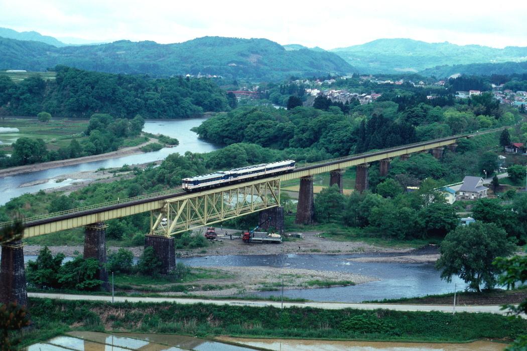 29年前も会津盆地は緑だった - 磐越西線・1992年 -_b0190710_20092488.jpg