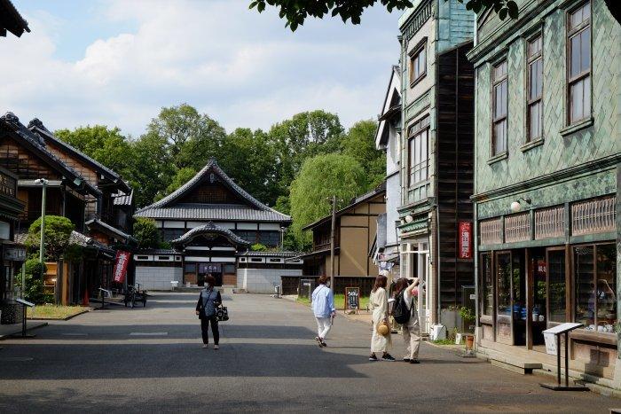 江戸東京たてもの園が再開した。(15)_e0129750_00310892.jpg