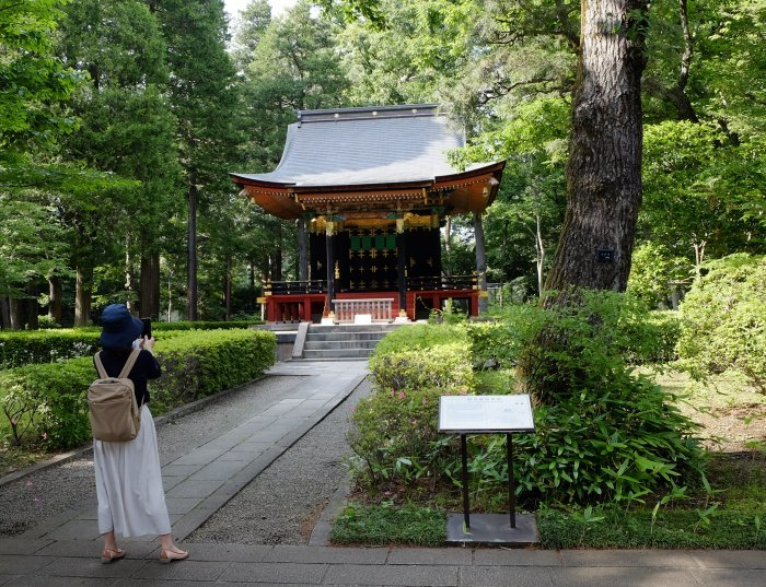 江戸東京たてもの園が再開した。(15)_e0129750_00312817.jpg